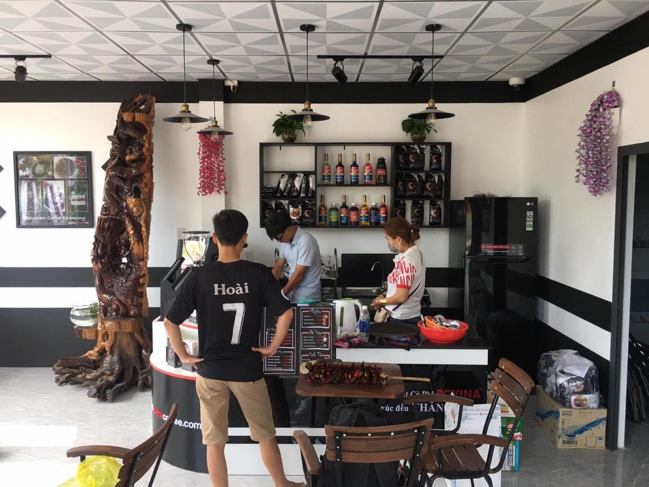 tư vấn mở quán cà phê